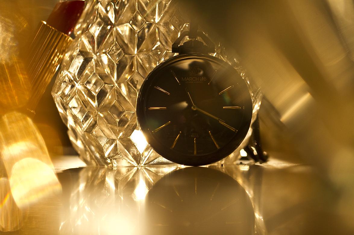 PRODUCTION DESIGN     March LA.B Timepieces