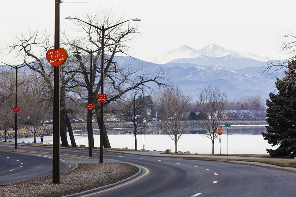 Loveland Colorado Hearts at Lake Loveland.jpg