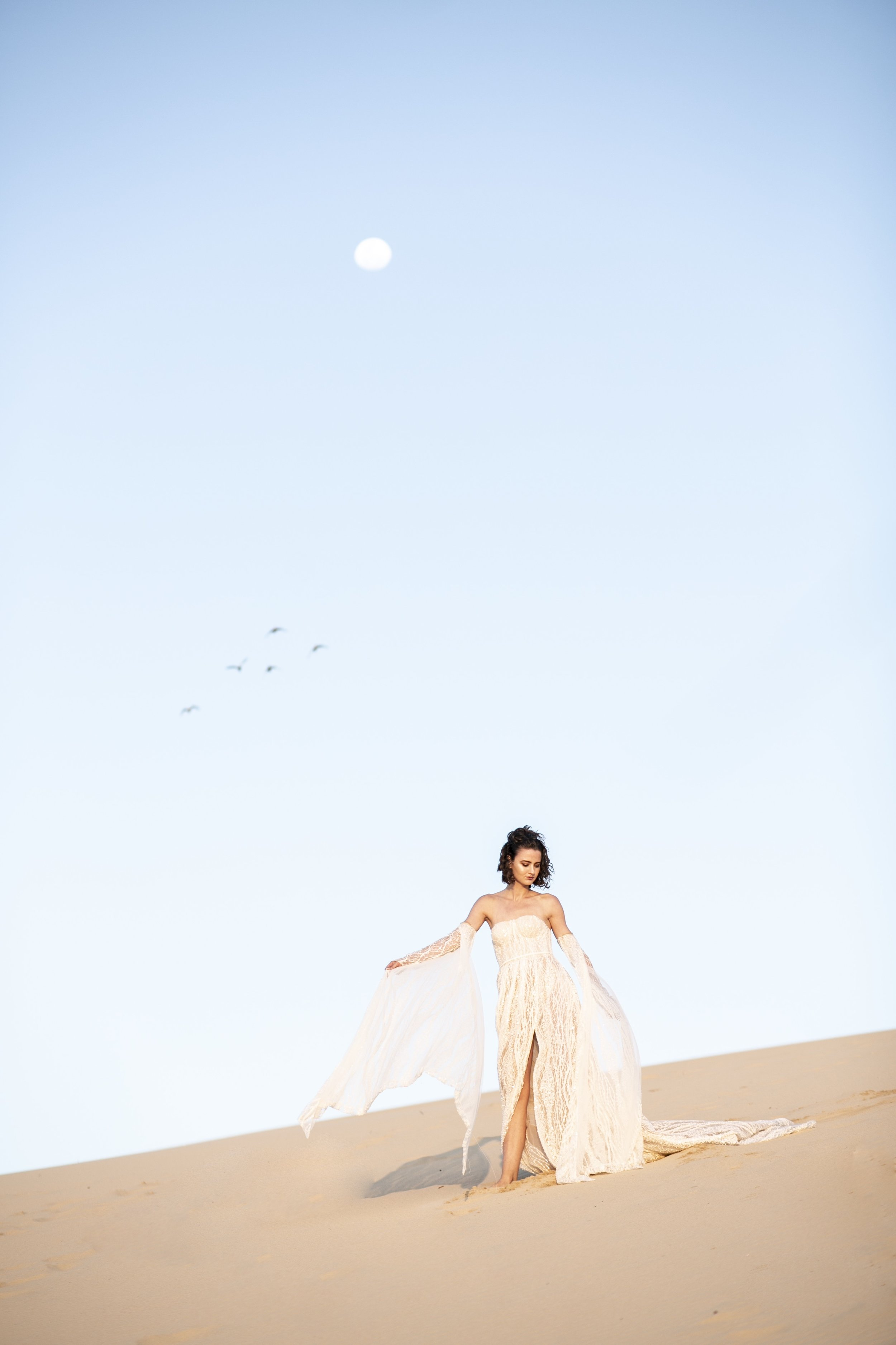 Lee Petra Grebenau 'Taylor' gown from Helen Rodrigues