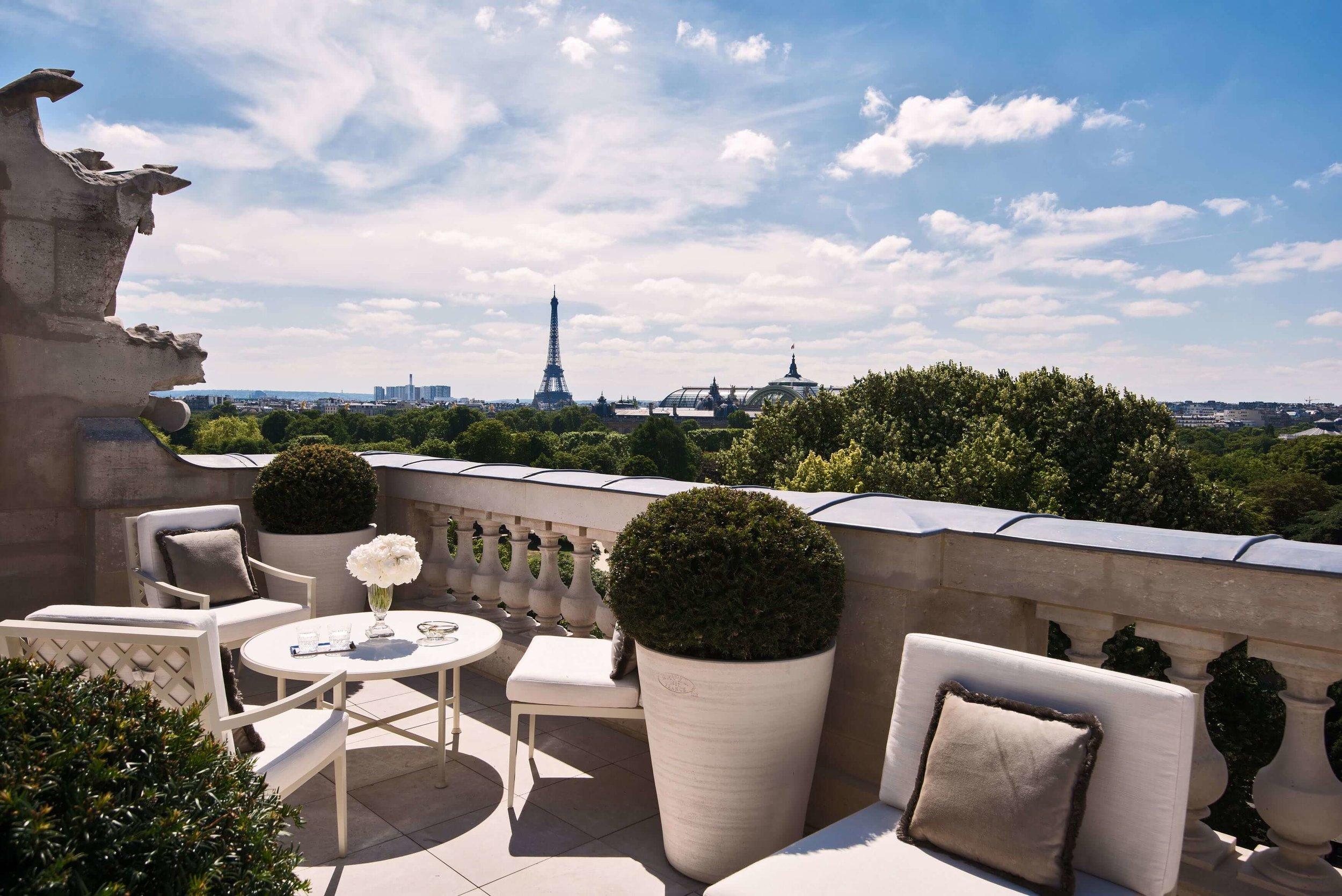 Hotel de Crillon, A Rosewood Hotel - Paris, France