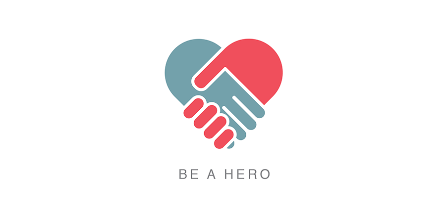 Be A Hero, UX for a Disaster Relief App