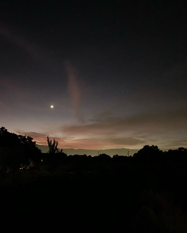 Stellar Sunrise. #iwokeuplikethis