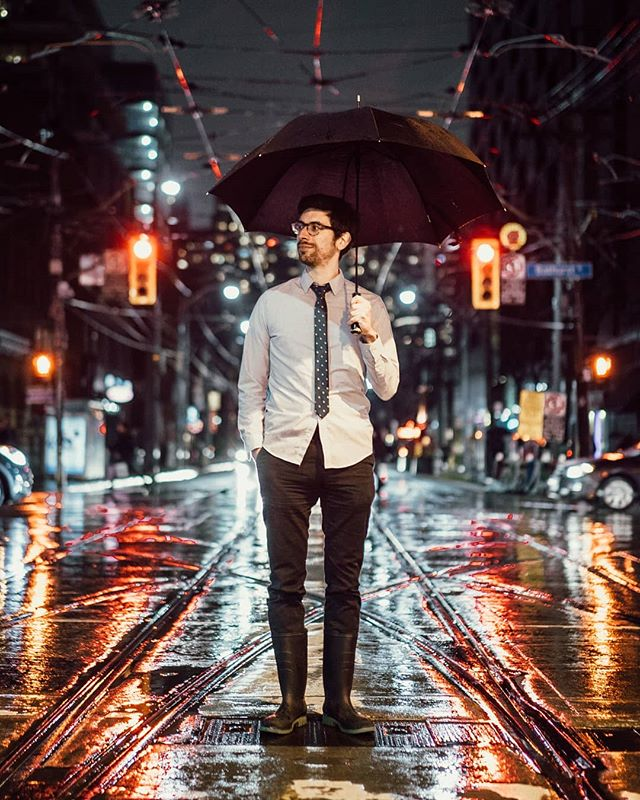 Poke them in the eye if they 'rain' on your parade ☔ @jeremyvoltzmusic . . . .  #portraits #exploretocreate #igmood #way2ill #justgoshoot #artofvisuals  #toronto #6ix #moodygrams #moodyports #visualvibes #visualsoflife #6tour #torontoclx #visualizetoronto #torontophoto #sonyimages #sonyalpha #portraitgames #aGameofTones #portraitfeed #theportraitcentral #cityports #feature_portraits #portraits_vision #optimalmoments