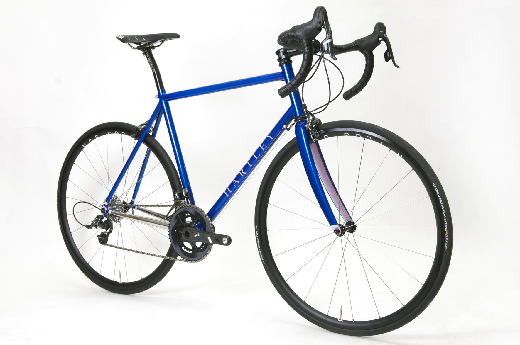 Peters Bespoke Road Bike