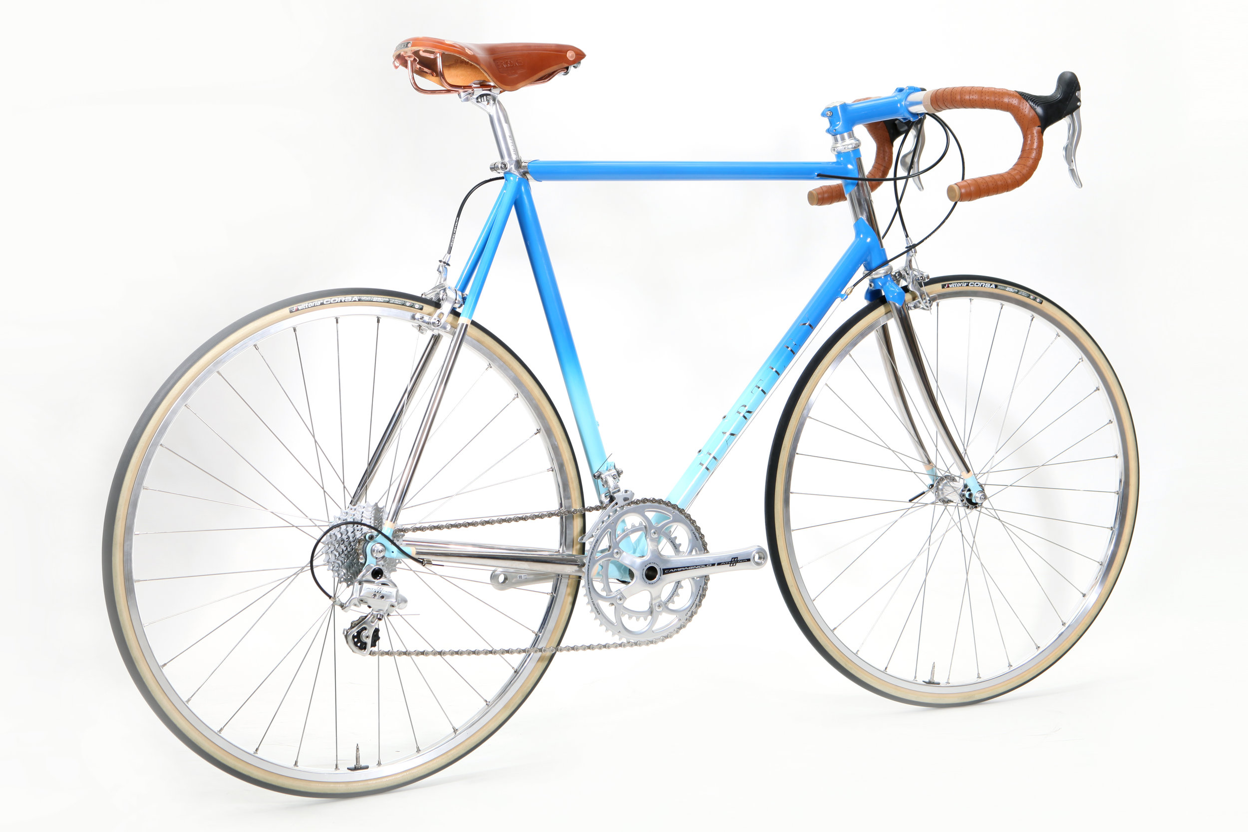 Modern Classic Lugged Stainless Steel Bespoke Bicycle, Reynolds 953
