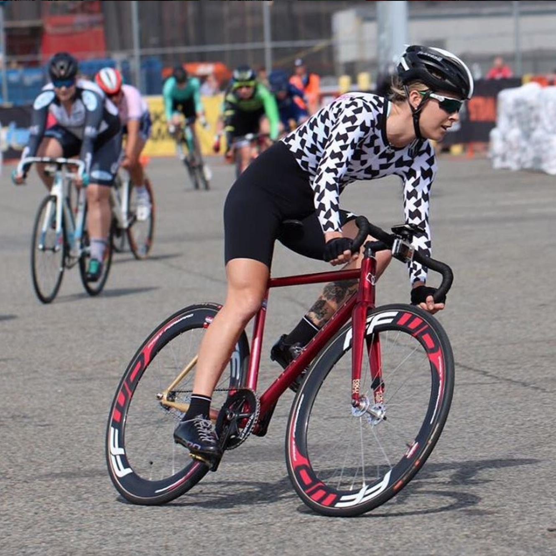 Juliet Racing at Redhook Crit Brooklyn 2017
