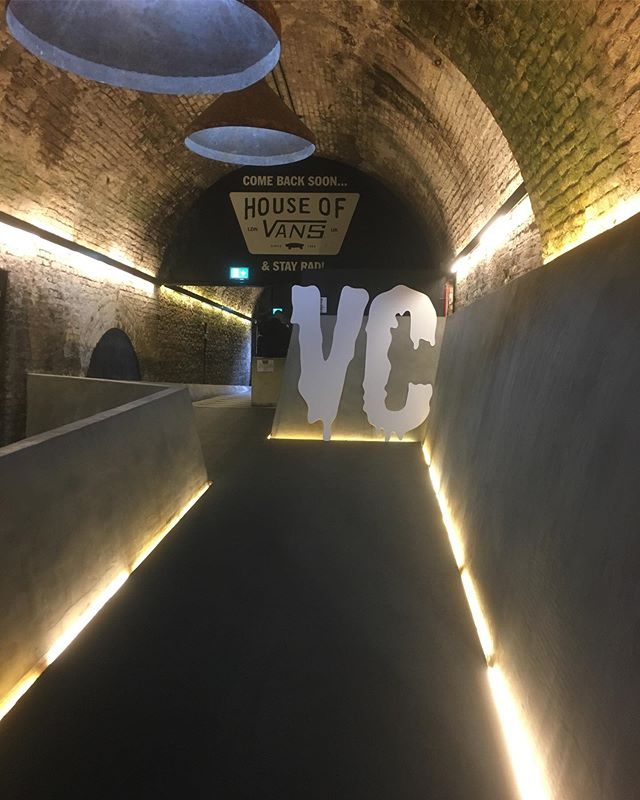We're hanging out @houseofvansldn all day with @vc_london celebrating loads of women doing great things! If you're near Waterloo say Hi 👋