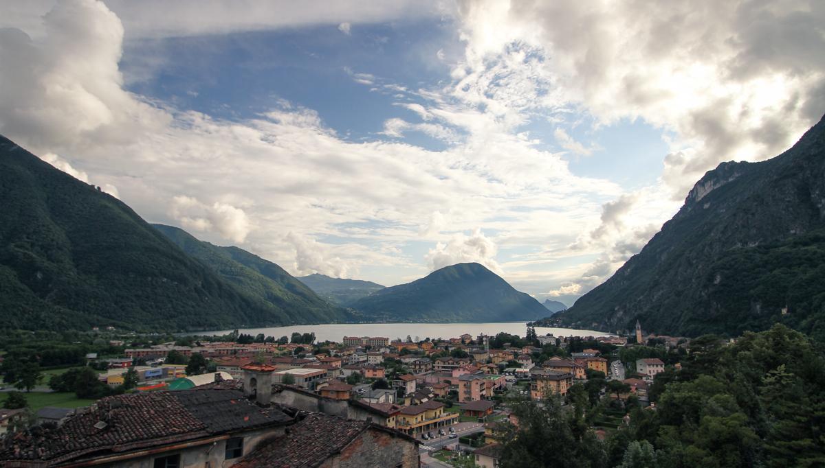 Porlezza, Italy