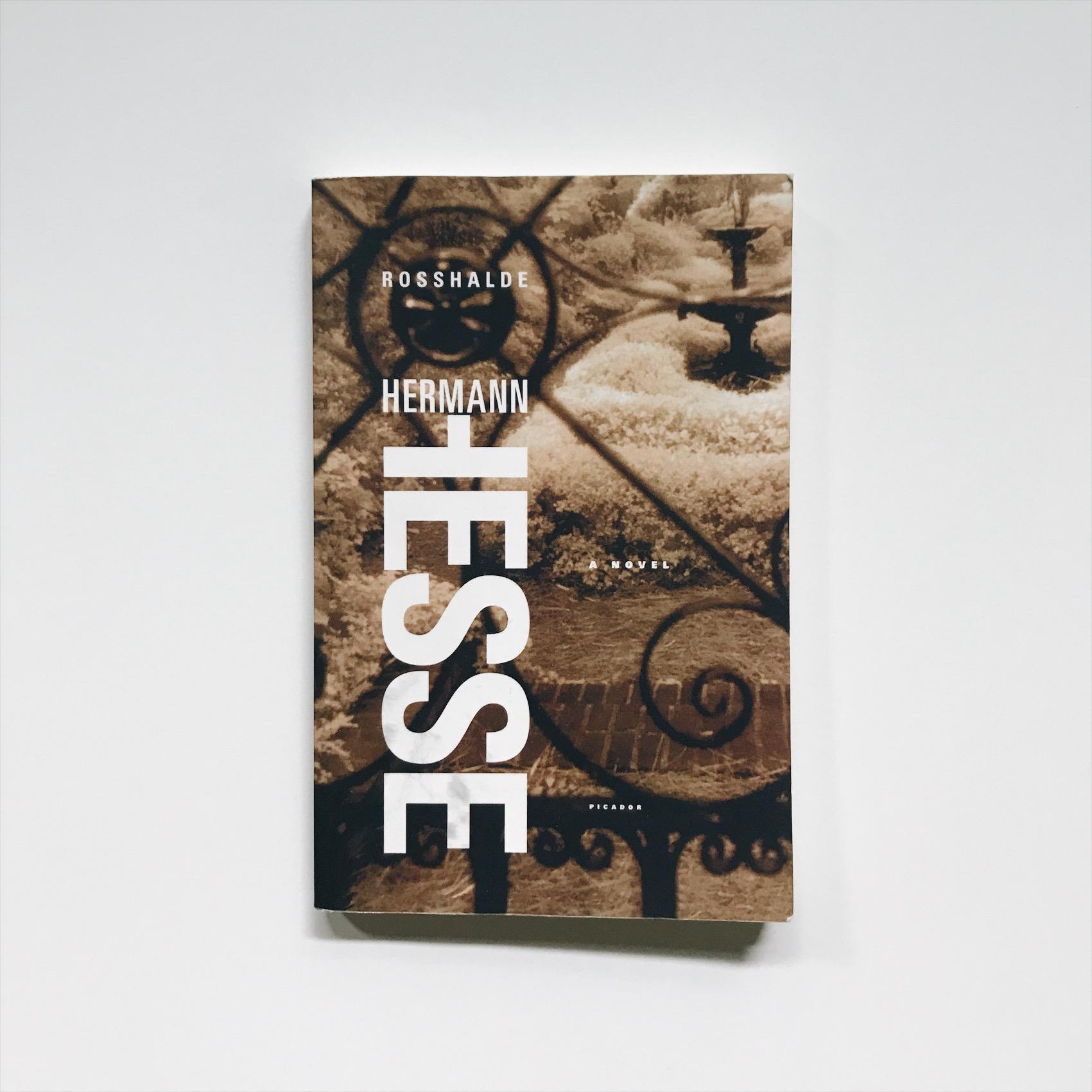 8/ Rosshalde — Hermann Hesse