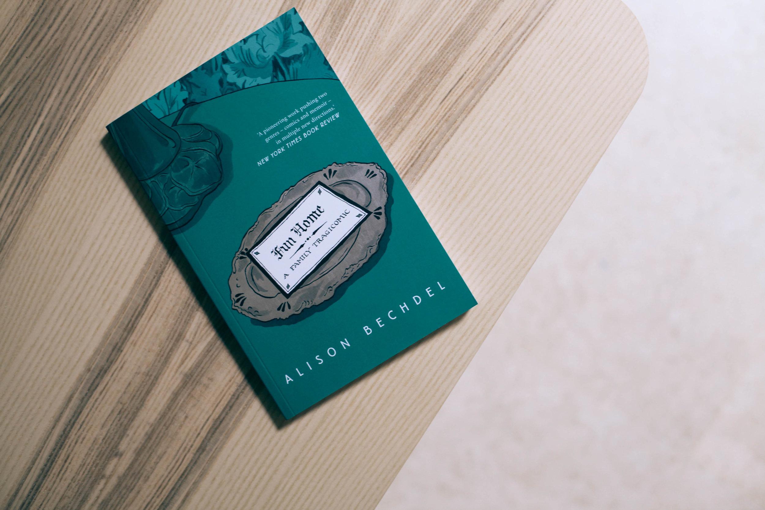 3/ Fun Home — Alison Bechdel