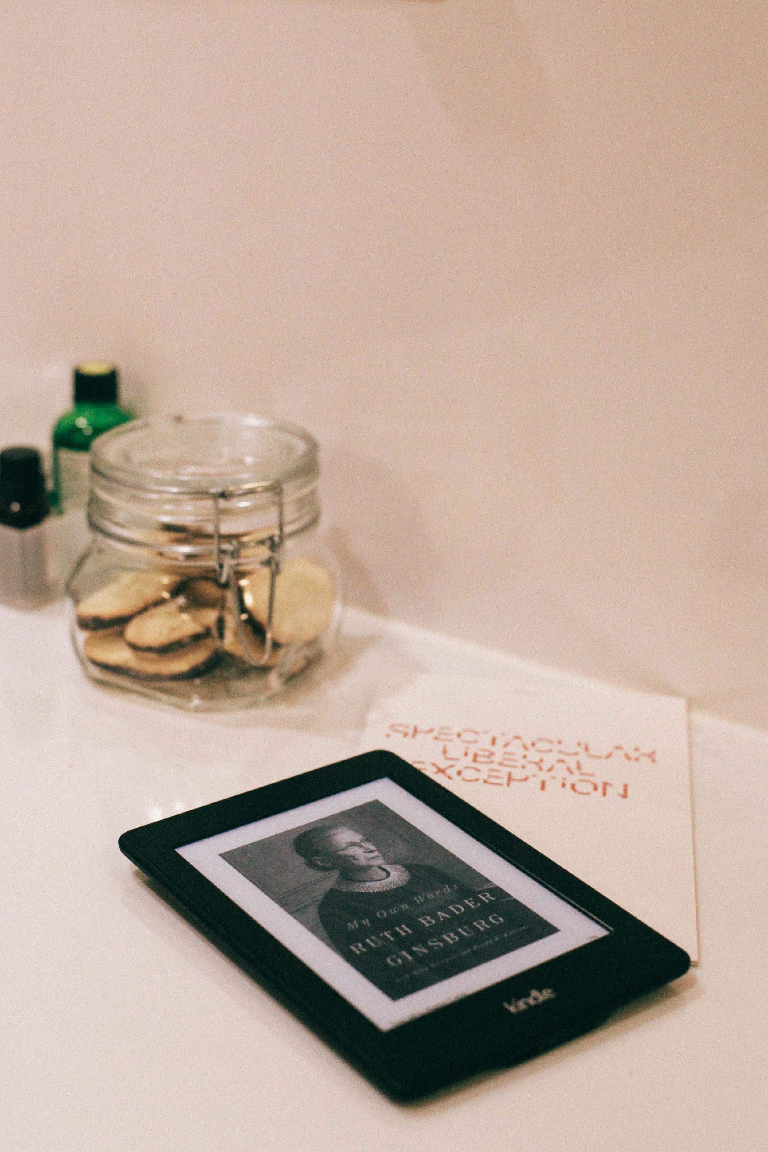 20/ My Own Words — Ruth Bader Ginsburg