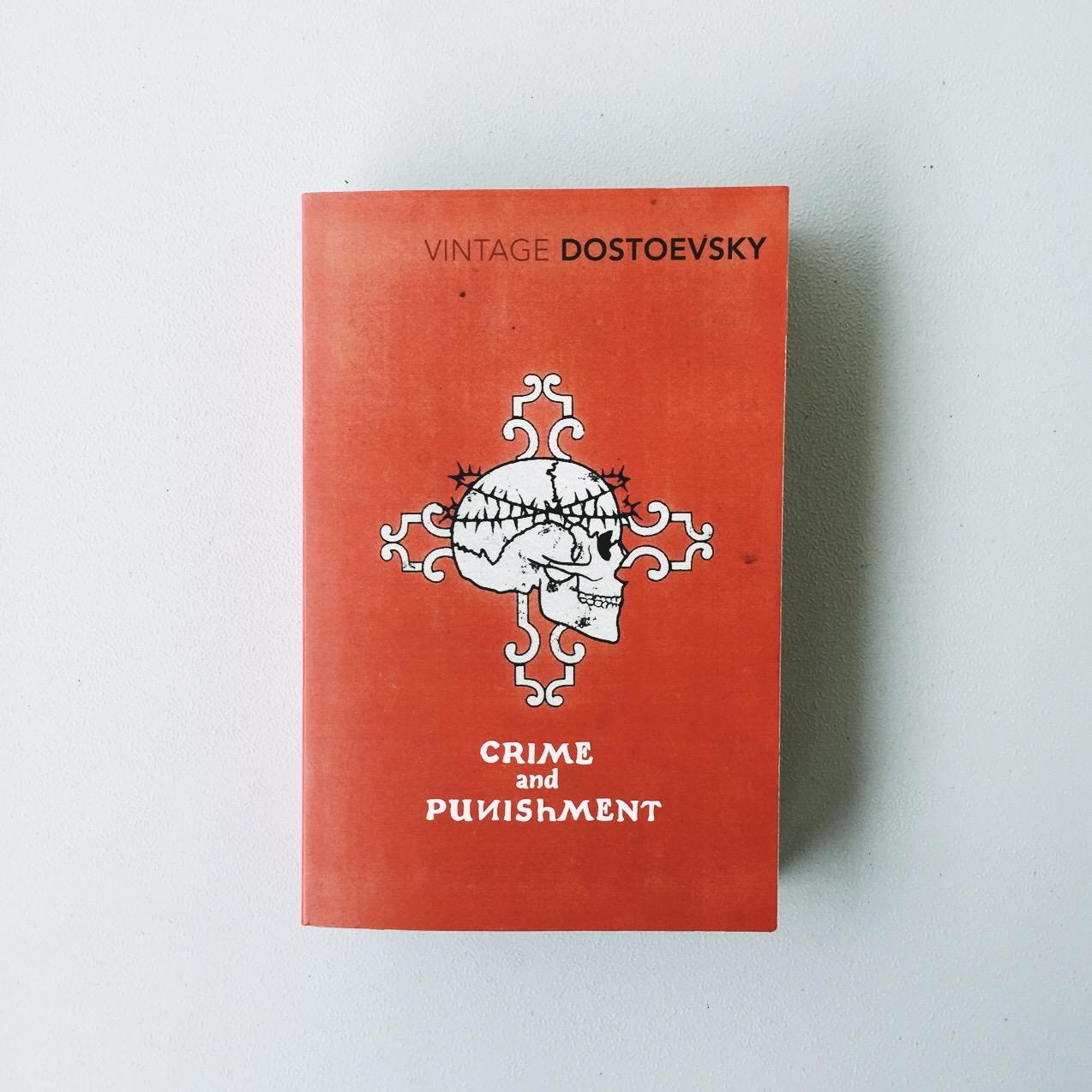 5/ Crime and Punishment — Fyodor Dostoevsky