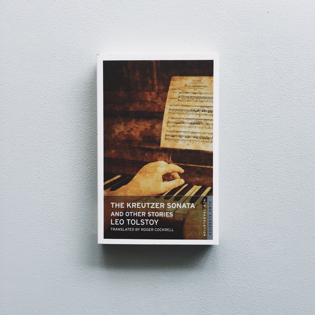 6/ The Kreutzer Sonata and Other Stories — Leo Tolstoy