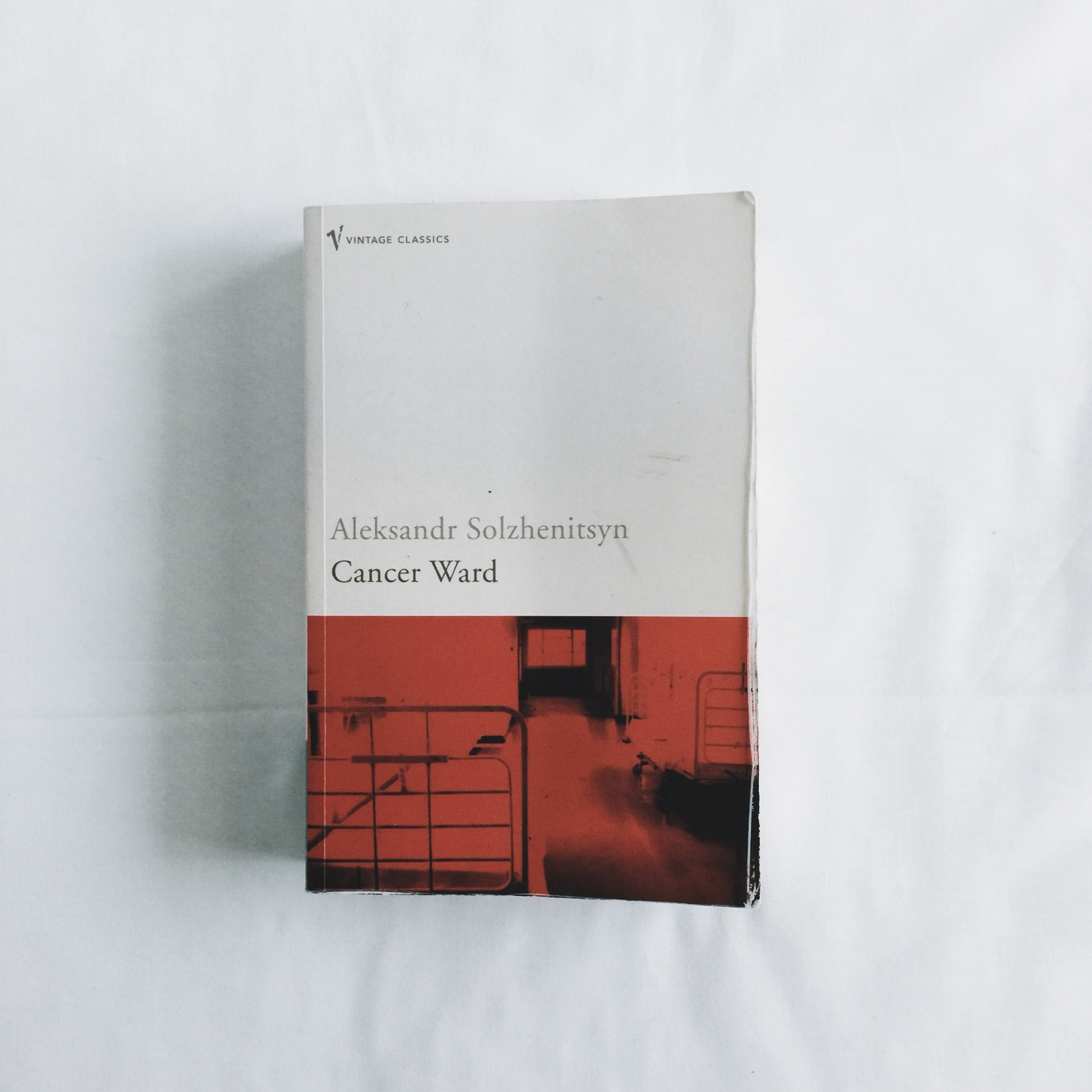 14/ Cancer Ward — Aleksandr Solzhenitsyn