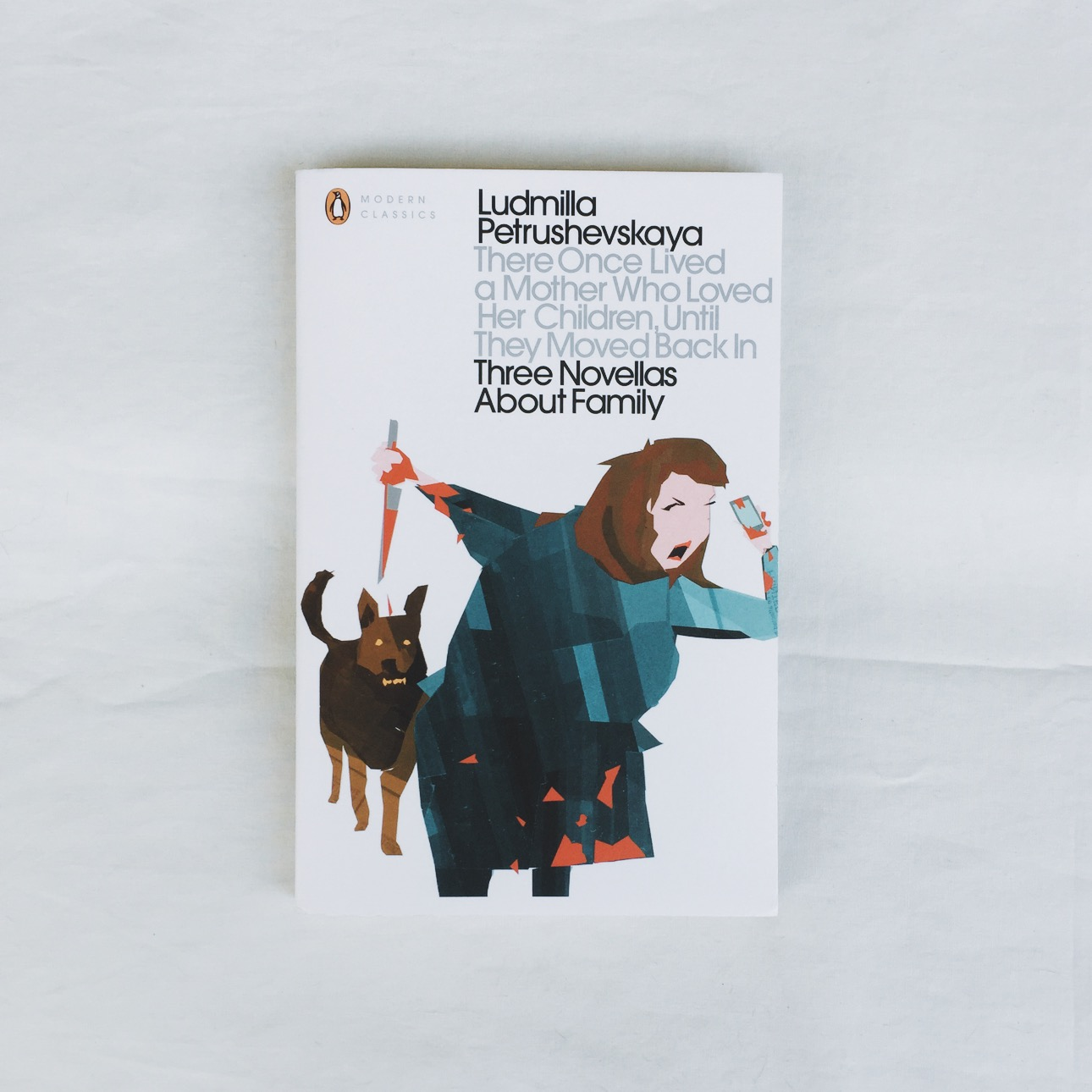 16/ There Once Lived a Mother Who Loved Her Children, Until They Moved Back In — Ludmilla Petrushevskaya