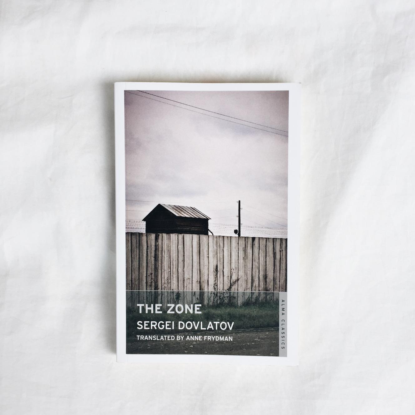 18/ The Zone — Sergei Dovlatov