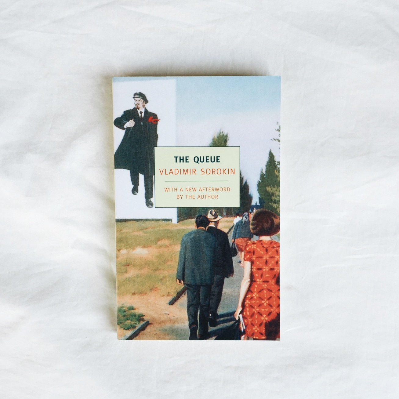 20/ The Queue — Vladimir Sorokin