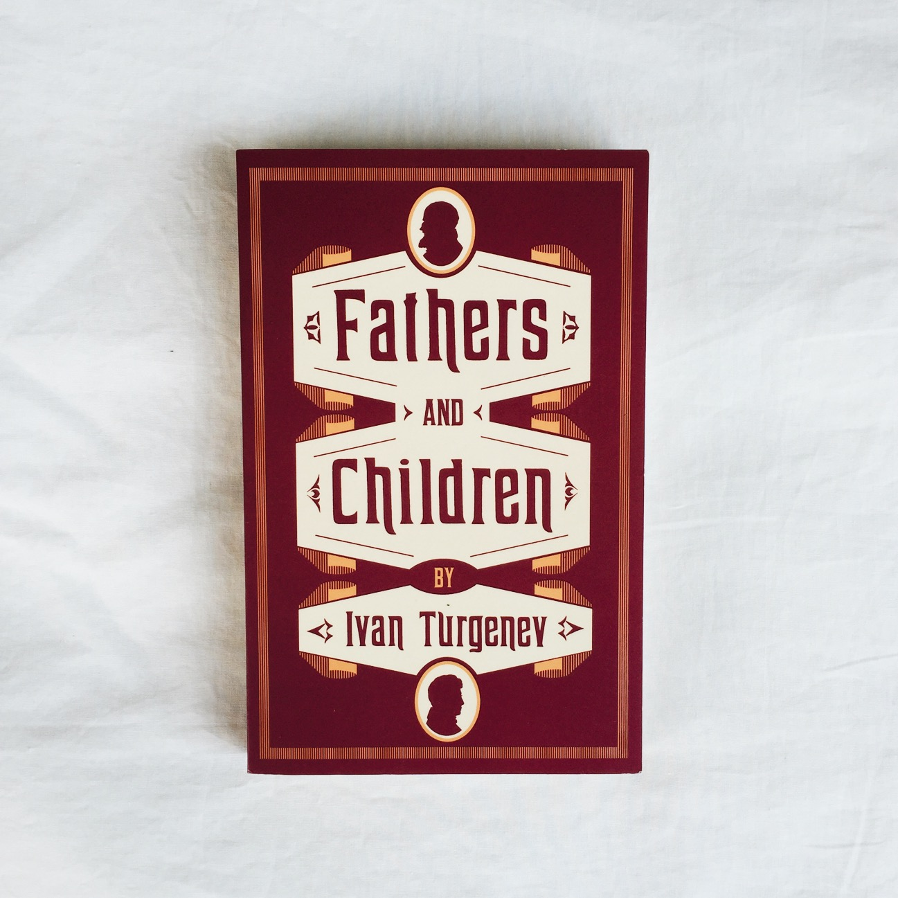 22/ Fathers and Children — Ivan Turgenev