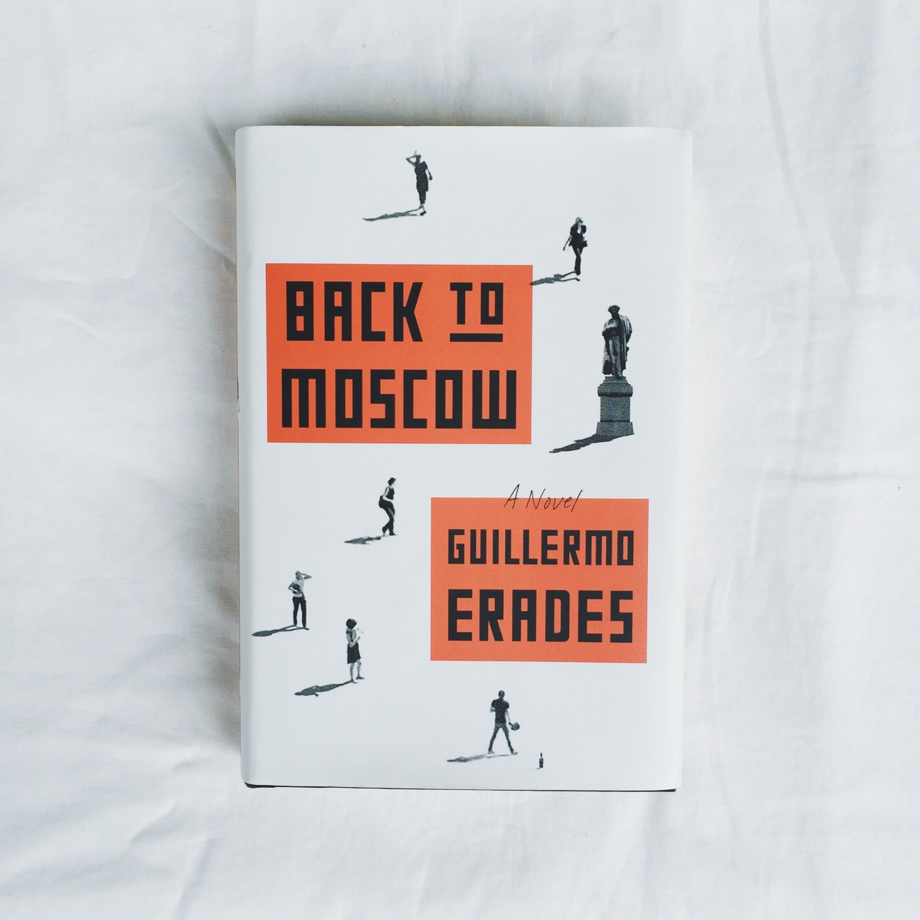 24/ Back to Moscow — Guillermo Erades