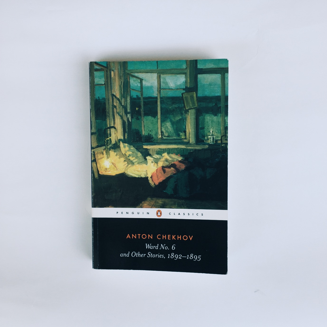 28/ Ward No. 6 and Other Stories, 1892 - 1895 — Anton Chekhov