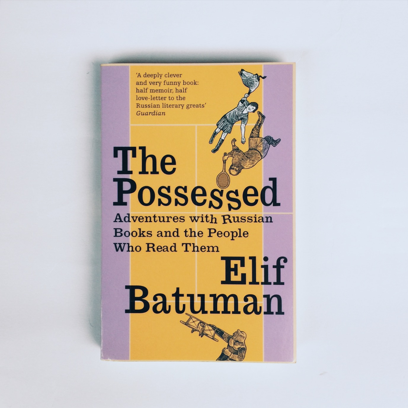 32/ The Possessed — Elif Batuman