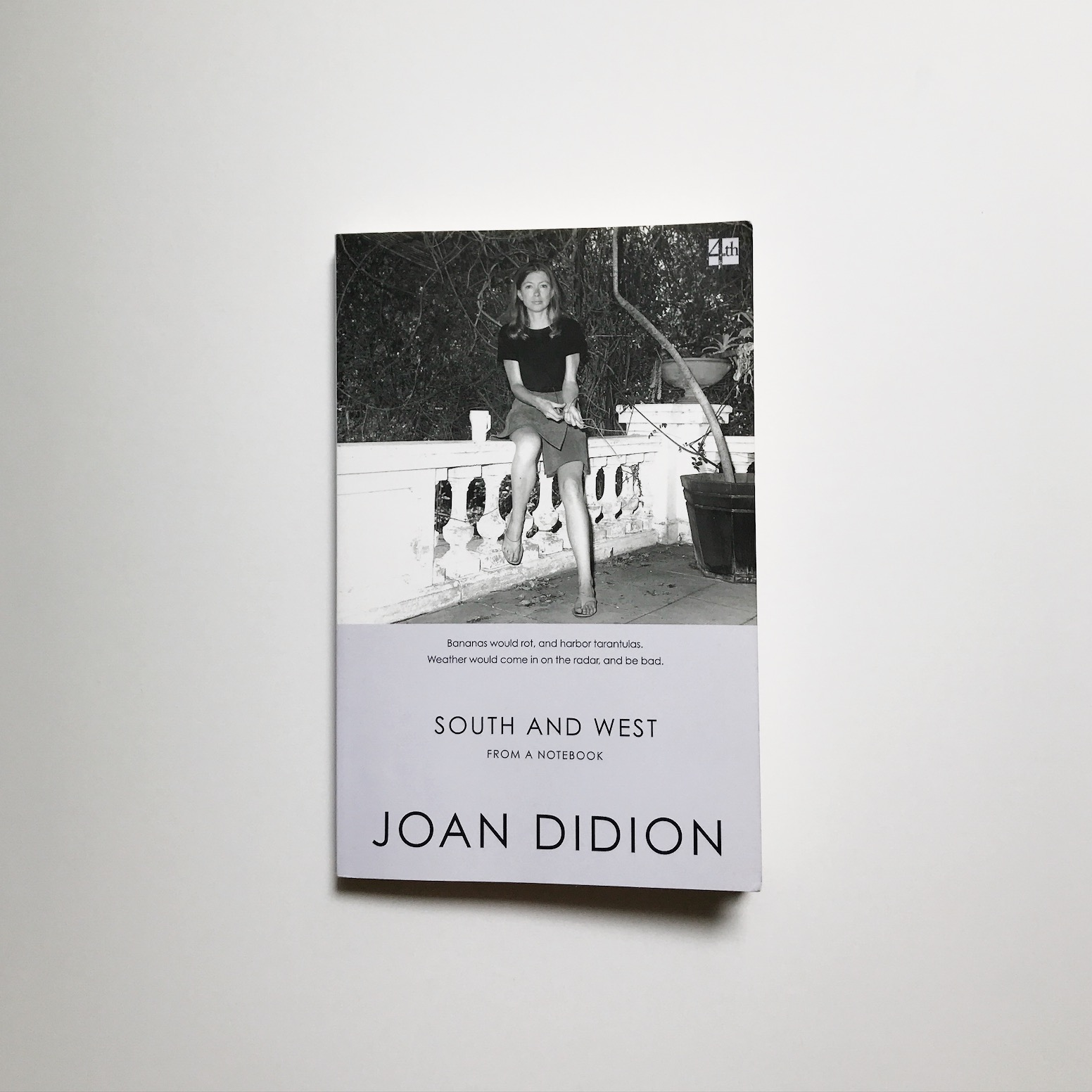 13/ South and West: From a Notebook — Joan Didion