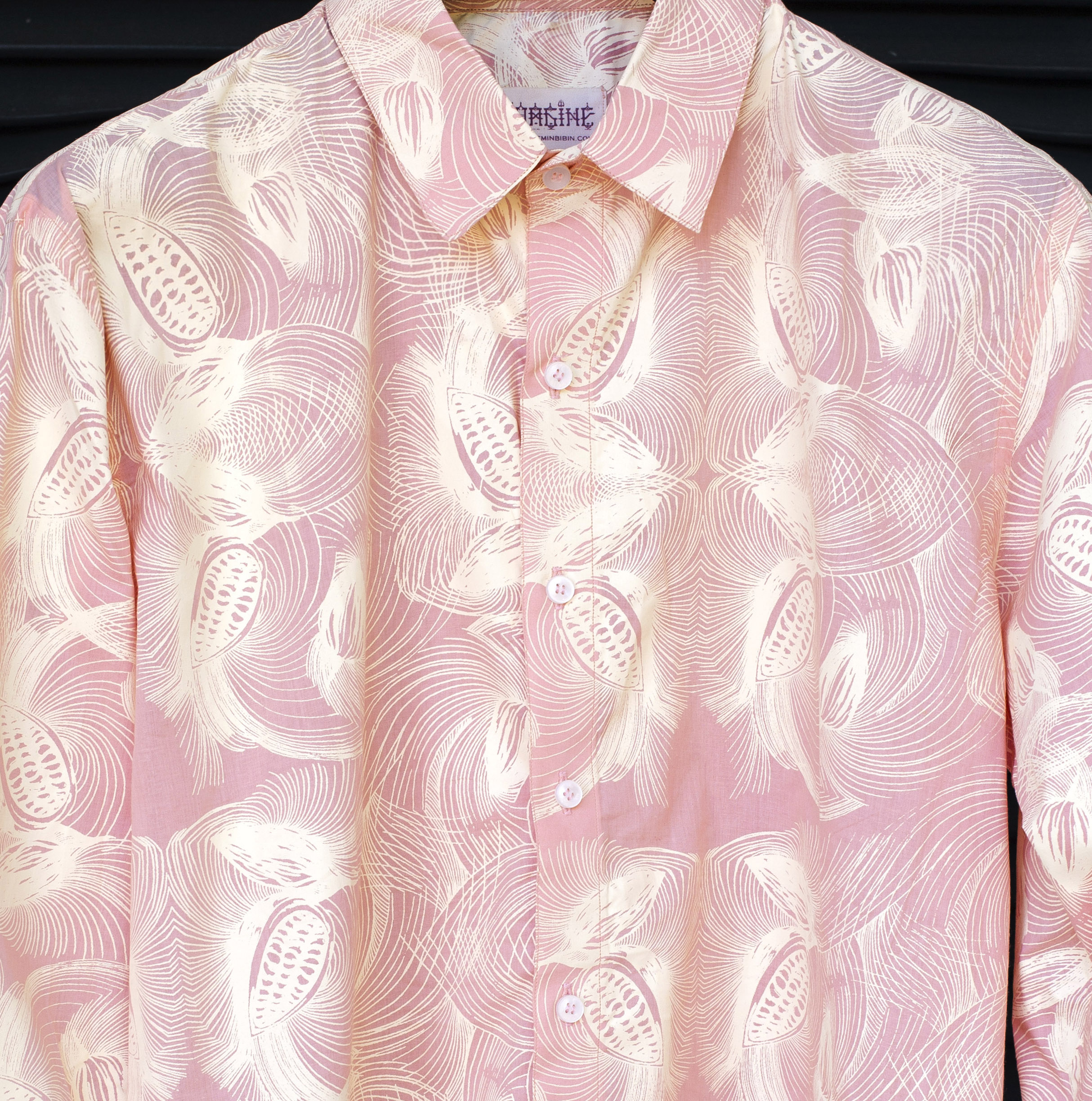 "SHOP NOW - MENS SHIRTS""Imaginary animals and plants"""