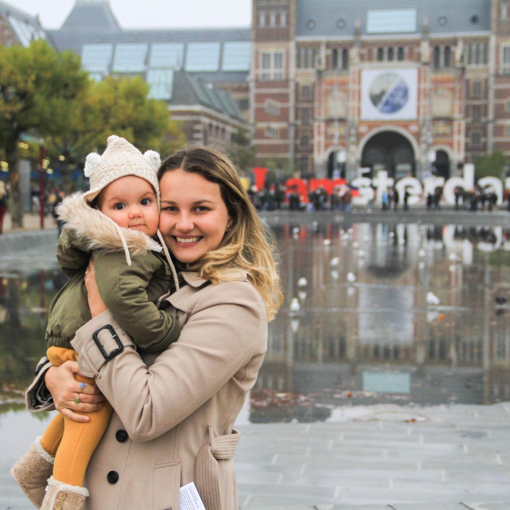 We heart Amsterdam!