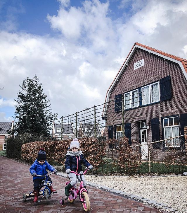 quando a chuva dá uma folga #dutchwayoflife #thegoodlife #toddlerslife
