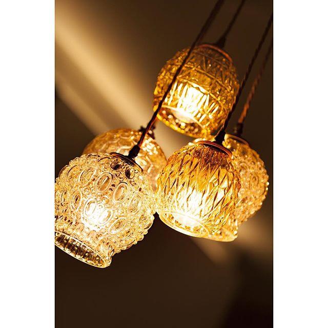 Crystal Clusters  #productdesign #design #lighting #light #lightingdesign #londondesign #designermaker #workshop #pendant #glass #interiors #inspiration #retro #trend #vintage #shadow #lightplay #shadowplay #1970s #1980s #glass