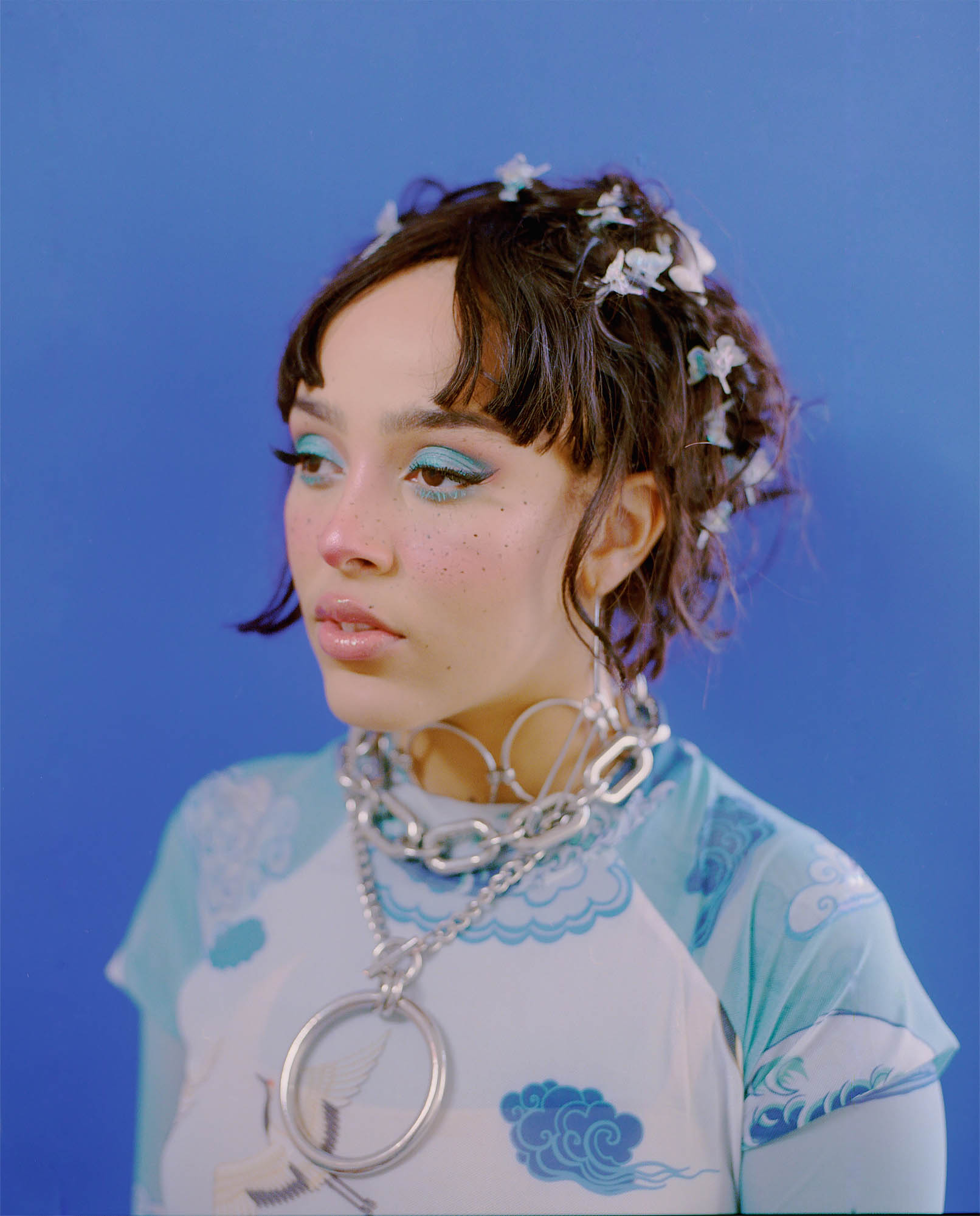 Commission:  Doja Cat for District Magazine