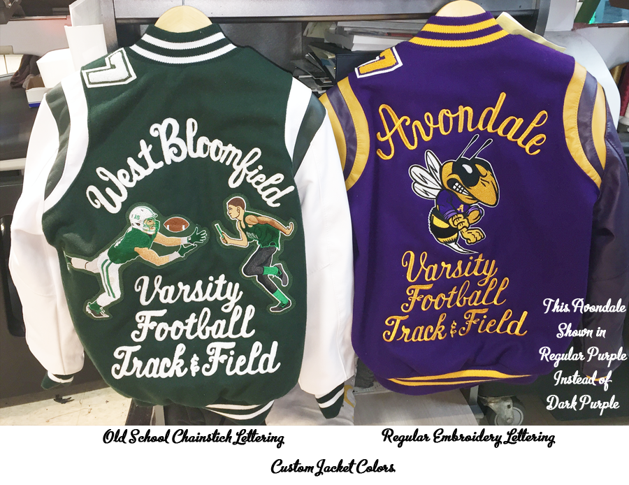 Avondale-ChainstichVsRegularEmbroidery-WBwestbloomfieldAvondaleFootball-GetCustomizedKAP-KickAssPatches-wb.png