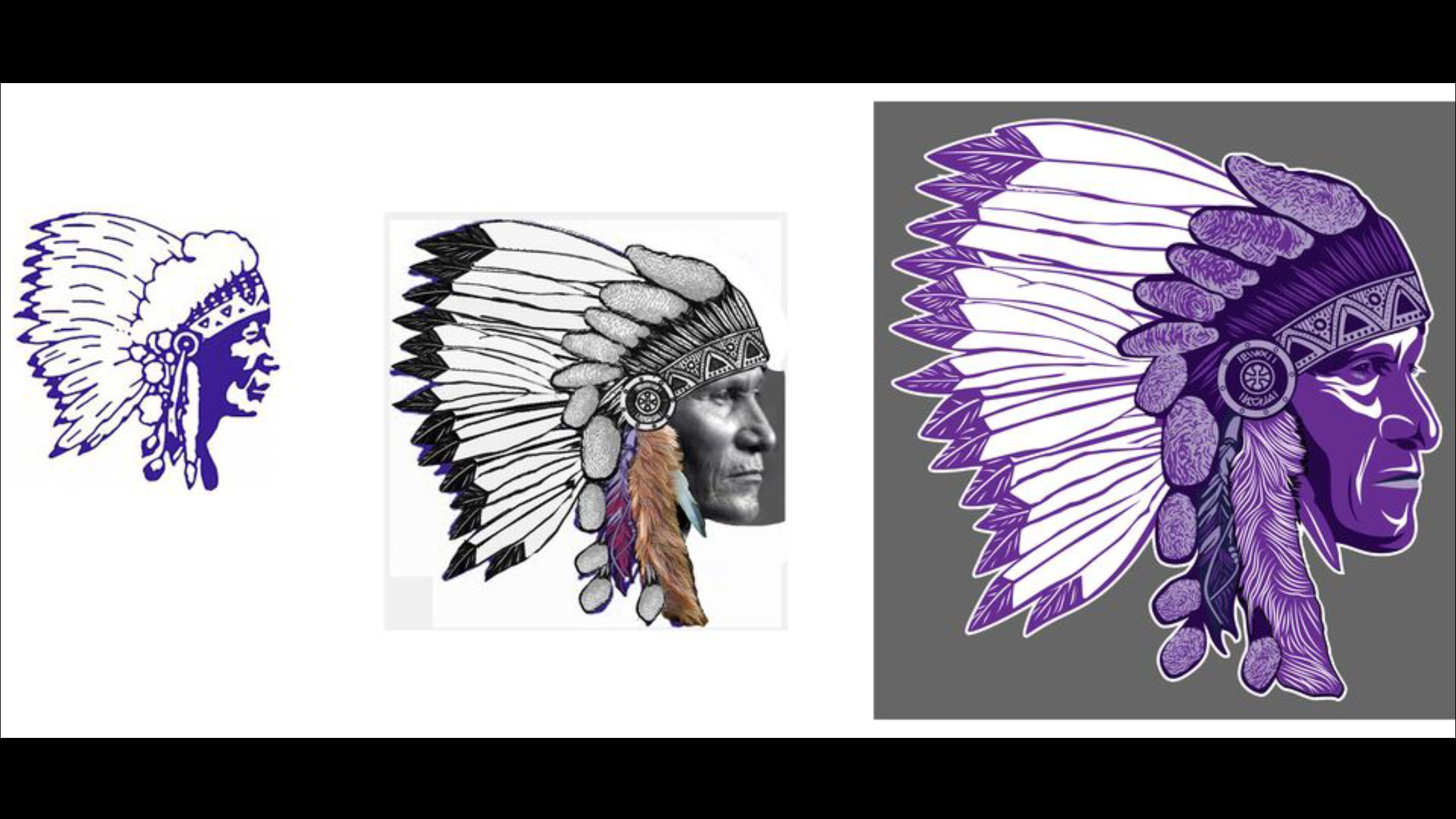 Example of our Amazing Artwork Abilities.  From first pic, to final creation.  Final embroidery shown in next pic.