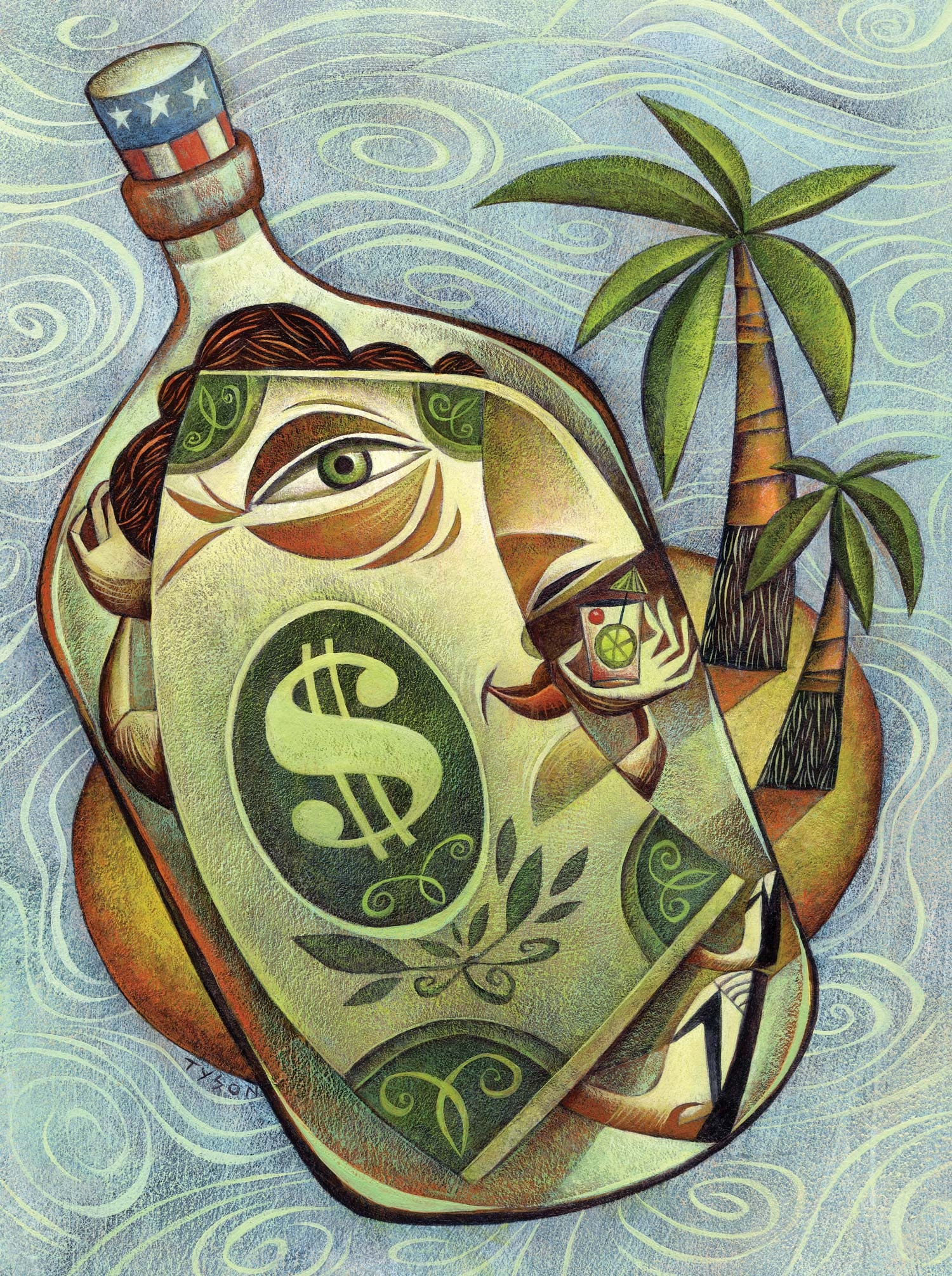 Trapped Cash: When Is a Dollar Not Worth a Dollar