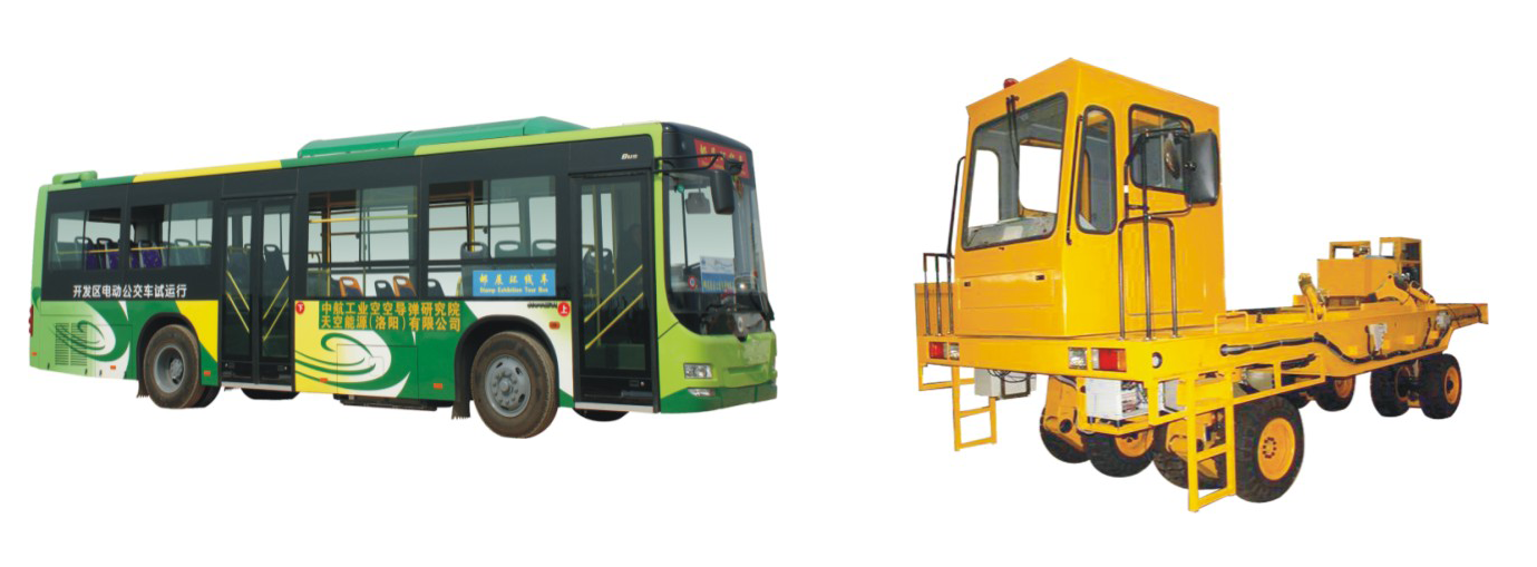 CALB - Bus and Tractor Applications