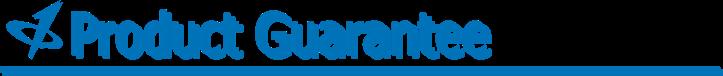 CALB USA Inc. Product Guarantee Banner