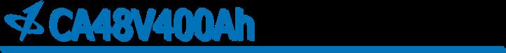 CALB USA Inc. 48V400Ah Banner