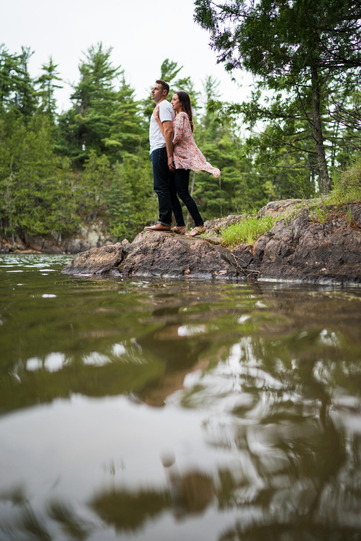 Nicole and Ryan - Lake of the Woods Engagement - Cojo Photo-503.jpg