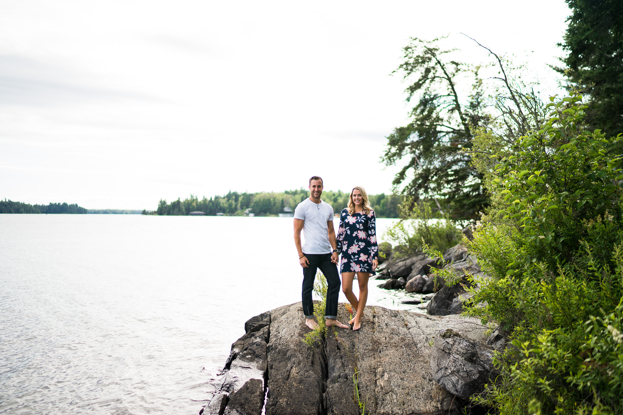 Kyla and Trevor - Clear Water Bay and Minaki Engagement - COJO Photo-11.jpg