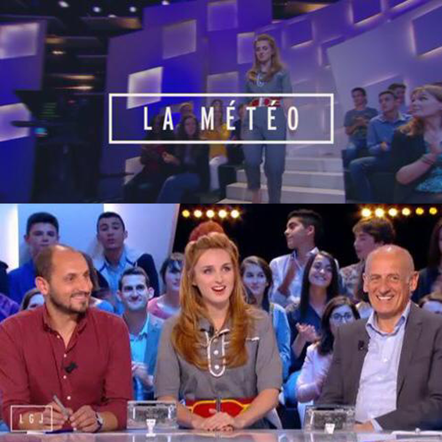 Le Grand Journal - Juin 2015