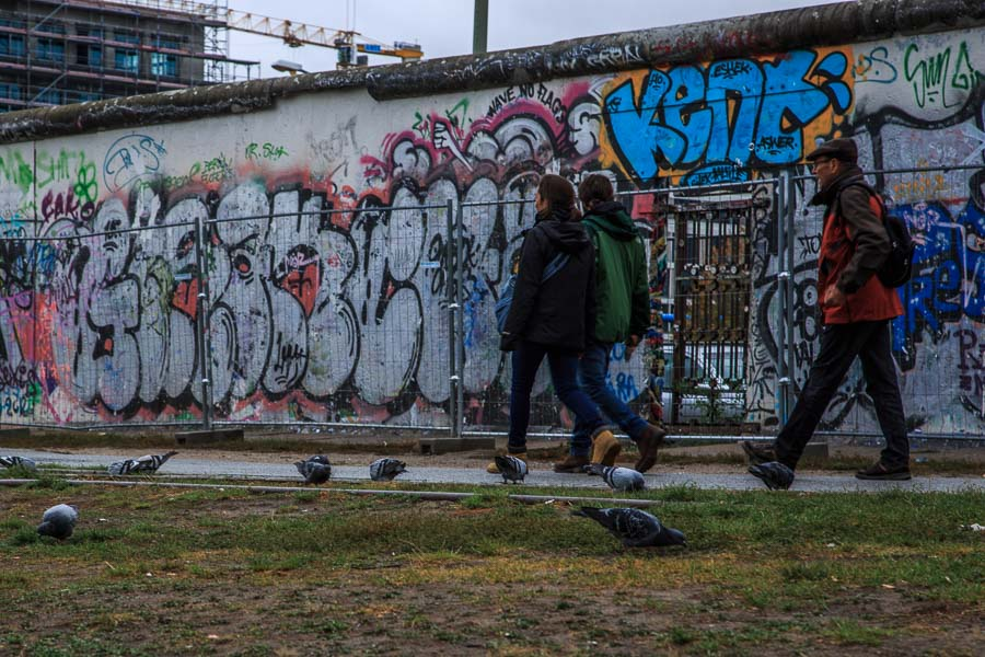 East Side Gallery/ Berlin Wall Museum