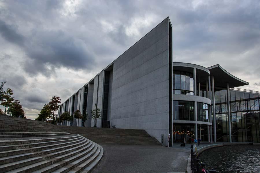Deutscher Bundestag: Paul-Löbe-Haus - Government Buildings