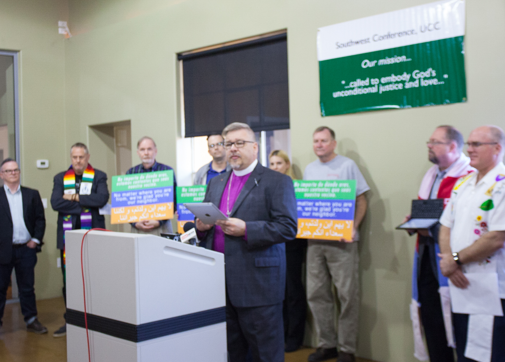 Southwest Conference Clergy
