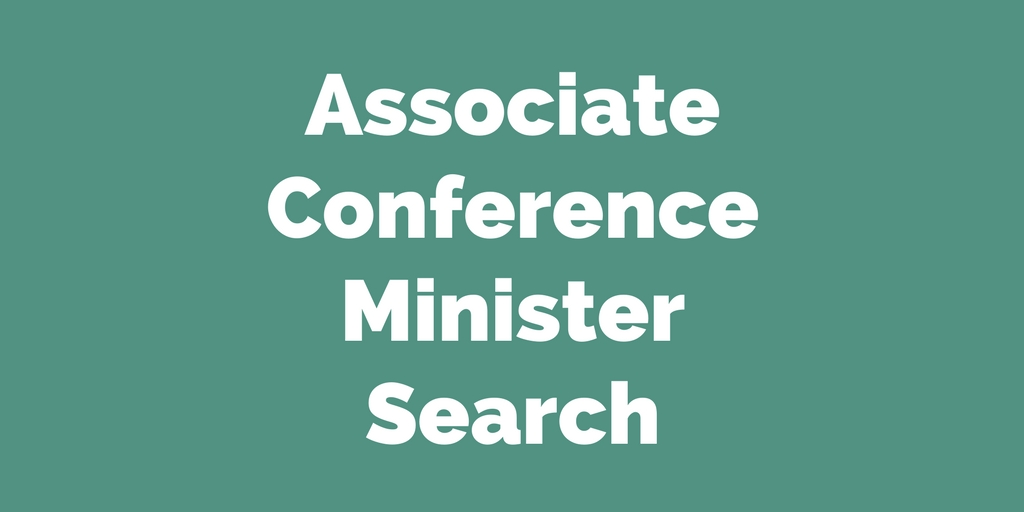 Associate Conference Minister Search.jpg