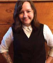 Workshop Leader, Rev. Megan Snell