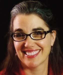 Workshop Leader, Rev. Dr. Rachael Keefe