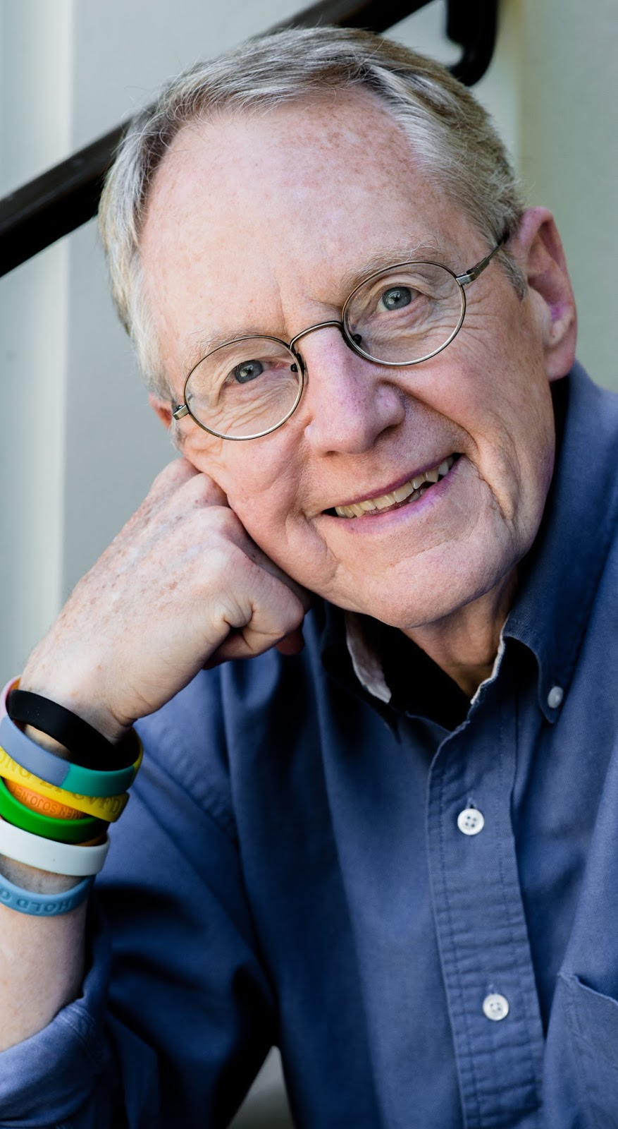 Workshop Leader, Rev. Alan Johnson