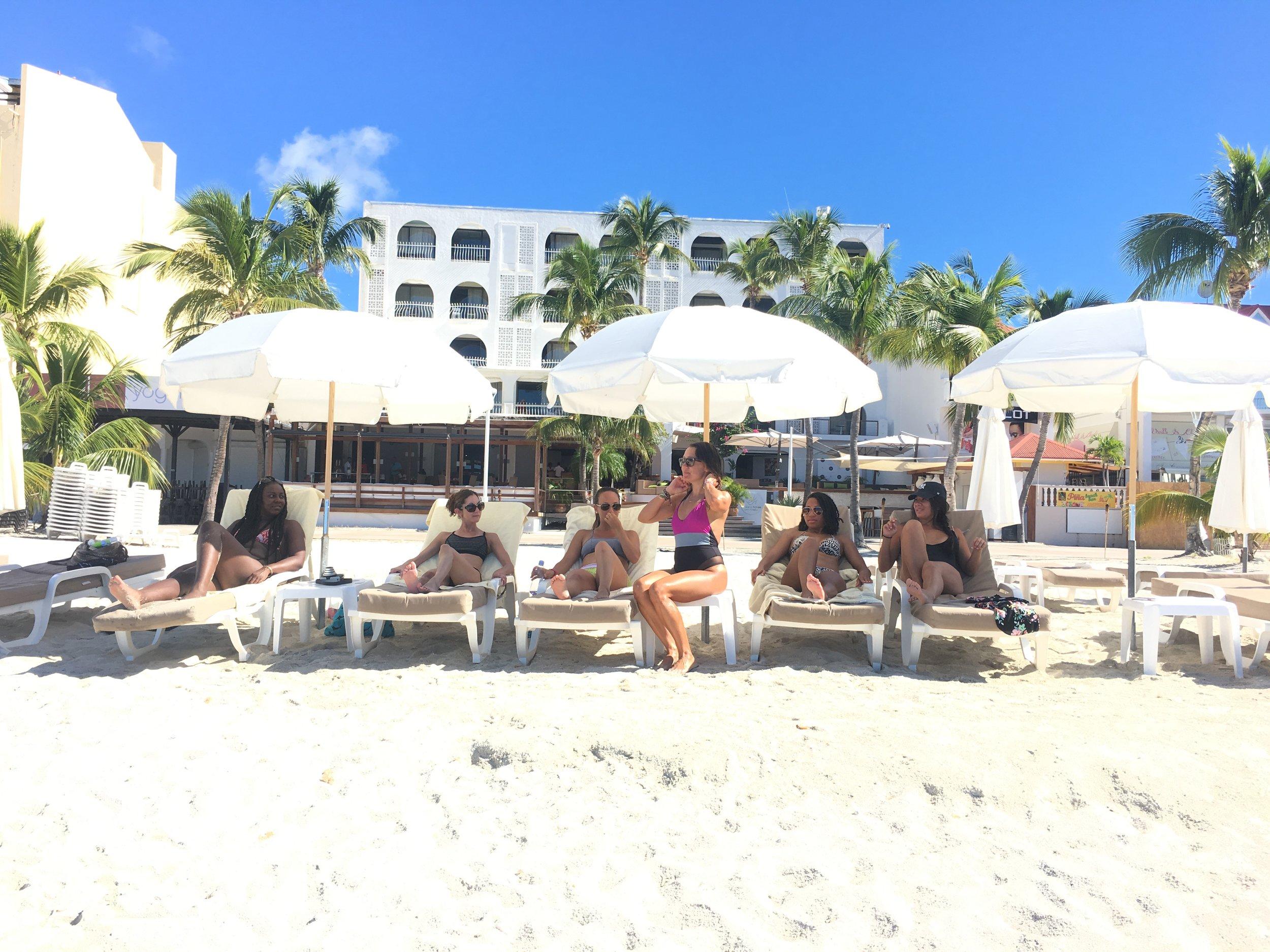 St Maarten October 2016