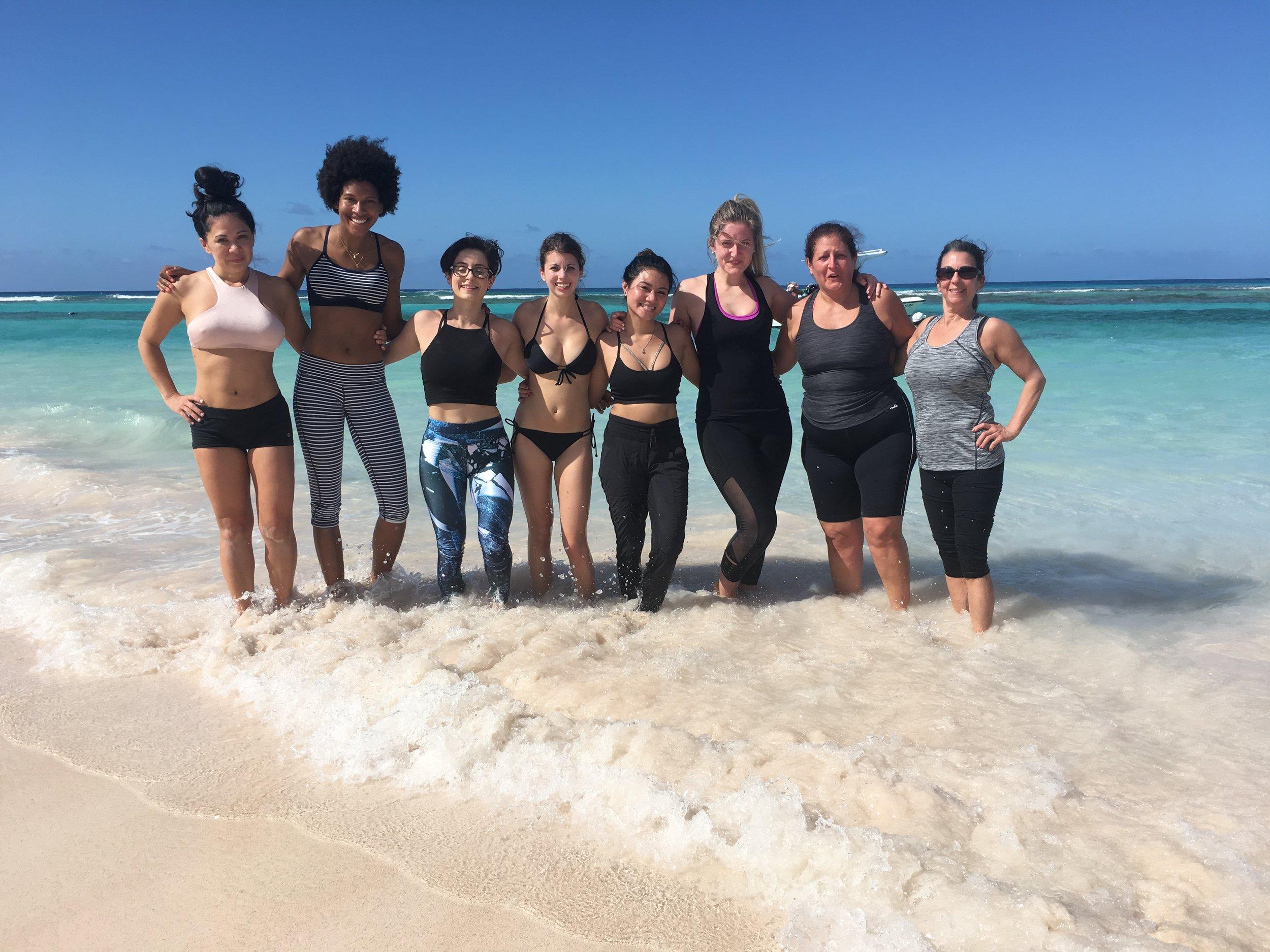 Barbados March 2017