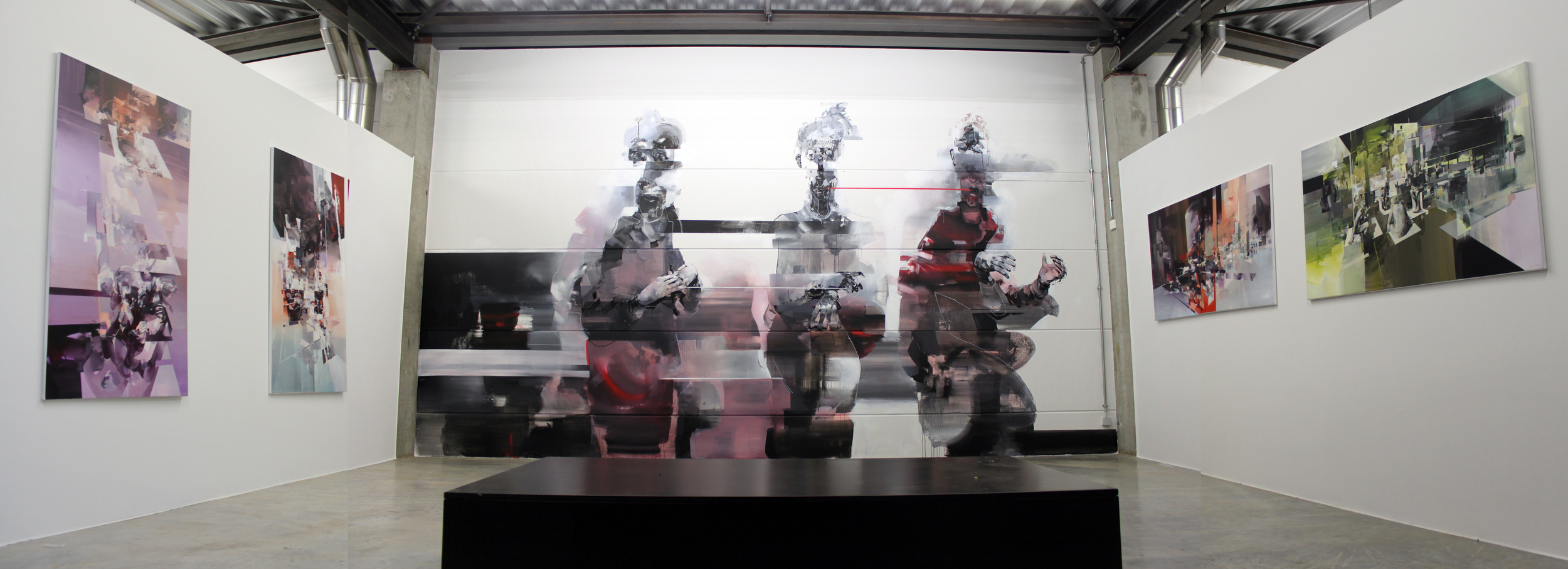 Public Provovations Groupshow (Box View)